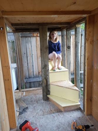 playhouse construction