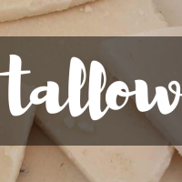 Quick How-To: Tallow