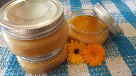 Calendula Salve - Home Love