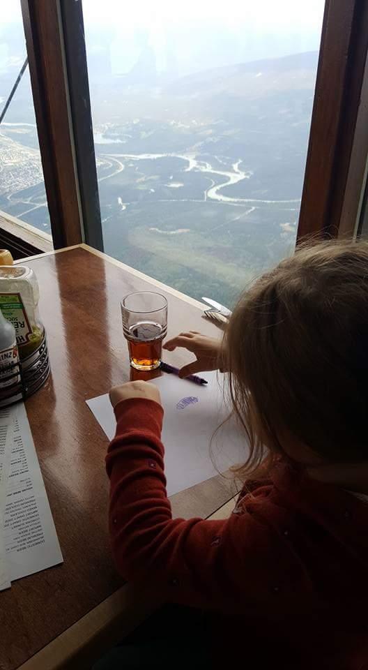 Summit Restaurant | Whistlers Mountain | Jasper Sky Tram