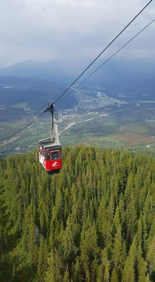 Whistlers Mountain | Jasper Sky Tram | Things to do in Jasper | Home Love